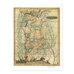 AlabamaPanoramic MapAlabama Postales