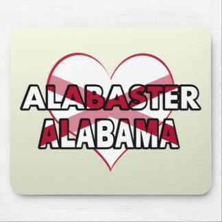 Alabaster, Alabama Mouse Pad