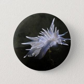 Alabaster Nudibranch Button