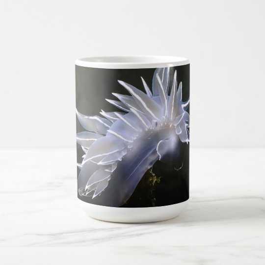 Alabaster Nudibranch Mug