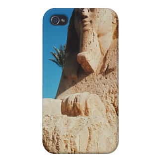 Alabaster Sphinx, New Kingdom Case For iPhone 4