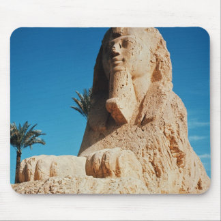 Alabaster Sphinx, New Kingdom Mouse Pad