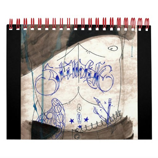 AlaDANG 2011 stillLife Calendar