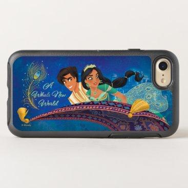 Aladdin   A Whole New World OtterBox Symmetry iPhone 8/7 Case
