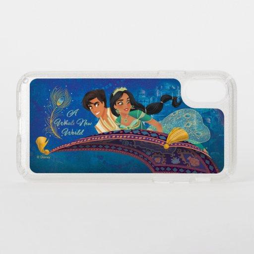 Aladdin | A Whole New World Speck iPhone XS Case