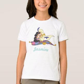 Aladdin and Jasmine on Magic Carpet T-Shirt