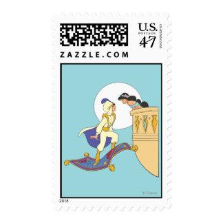Aladdin and Jasmine Postage