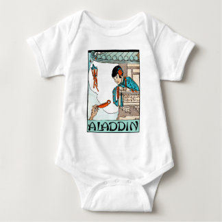 Aladdin Baby Bodysuit