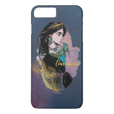 Aladdin   Courageous Jasmine iPhone 8 Plus/7 Plus Case