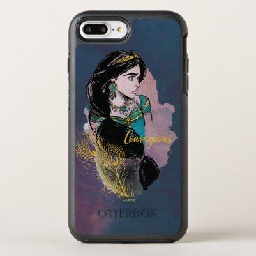 Aladdin   Courageous Jasmine OtterBox Symmetry iPhone 8 Plus/7 Plus Case