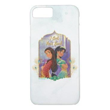 Aladdin   Dalia And Jasmine iPhone 8/7 Case