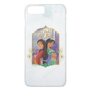 Aladdin   Dalia And Jasmine iPhone 8 Plus/7 Plus Case