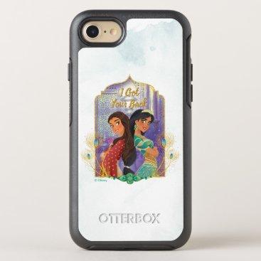 Aladdin   Dalia And Jasmine OtterBox Symmetry iPhone 8/7 Case