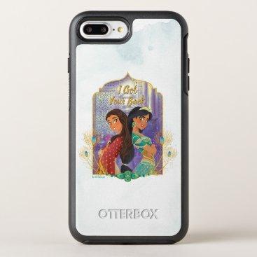 Aladdin   Dalia And Jasmine OtterBox Symmetry iPhone 8 Plus/7 Plus Case