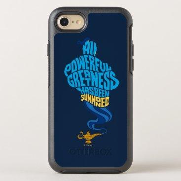 Aladdin   Genie - All Powerful Greatness OtterBox Symmetry iPhone 8/7 Case
