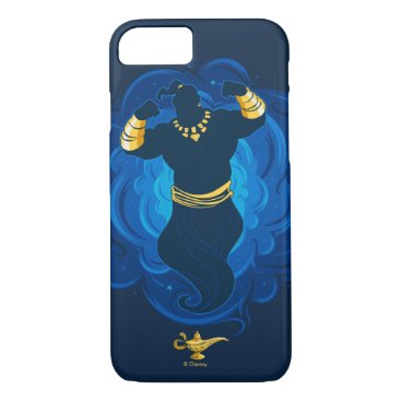 Aladdin | Genie Emerging From Lamp iPhone 8/7 Case