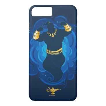 Aladdin   Genie Emerging From Lamp iPhone 8 Plus/7 Plus Case