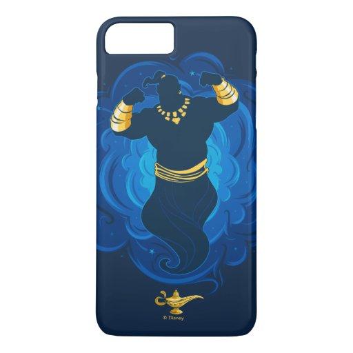 Aladdin | Genie Emerging From Lamp iPhone 8 Plus/7 Plus Case