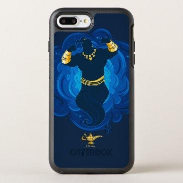 Aladdin   Genie Emerging From Lamp OtterBox Symmetry iPhone 8 Plus/7 Plus Case