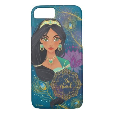 "Aladdin   Jasmine ""Be Heard"" iPhone 8/7 Case"