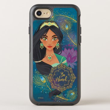 "Aladdin   Jasmine ""Be Heard"" OtterBox Symmetry iPhone 8/7 Case"