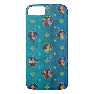 Aladdin | Jewelled Character Art Pattern iPhone 8/7 Case