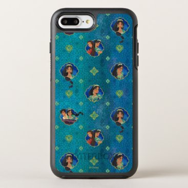 Aladdin | Jewelled Character Art Pattern OtterBox Symmetry iPhone 8 Plus/7 Plus Case