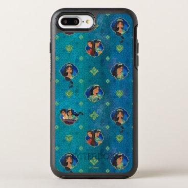 Aladdin   Jewelled Character Art Pattern OtterBox Symmetry iPhone 8 Plus/7 Plus Case