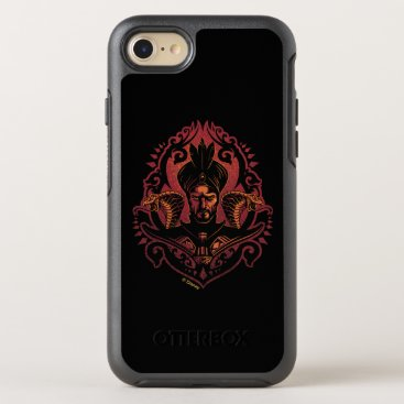 Aladdin   Ornate Jafar & Cobras Graphic OtterBox Symmetry iPhone 8/7 Case
