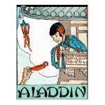 Aladdin Post Card