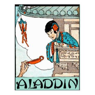 Aladdin Tarjetas Postales