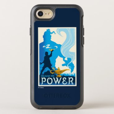 Aladdin | Unleash The Power OtterBox Symmetry iPhone 8/7 Case