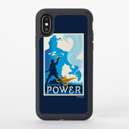 Aladdin | Unleash The Power Speck iPhone XS Case