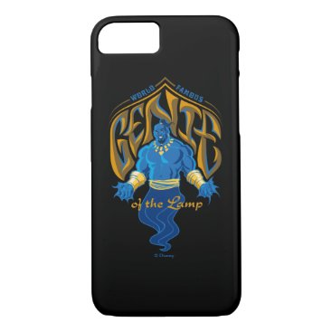 Aladdin   World Famous Genie of the Lamp iPhone 8/7 Case
