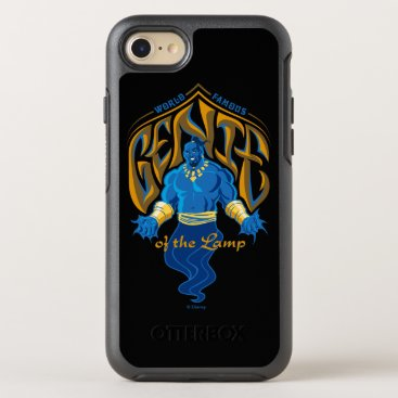 Aladdin   World Famous Genie of the Lamp OtterBox Symmetry iPhone 8/7 Case