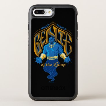 Aladdin | World Famous Genie of the Lamp OtterBox Symmetry iPhone 8 Plus/7 Plus Case