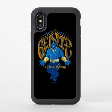 Aladdin   World Famous Genie of the Lamp Speck iPhone XS Case