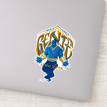 Aladdin | World Famous Genie of the Lamp Sticker