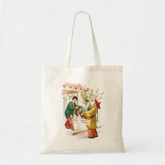Aladdin's Lamp Tote Bags