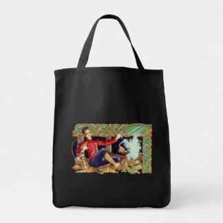 Aladdin's Lamp Tote Bag