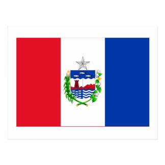 Alagoas, bandera del Brasil Tarjetas Postales