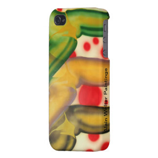 Alain Welter Crazy Horses iPhone 4 Cases