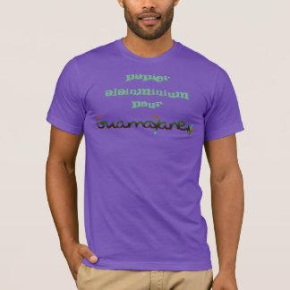 Alainminium paper > series first name > GUAMAYANE T-Shirt
