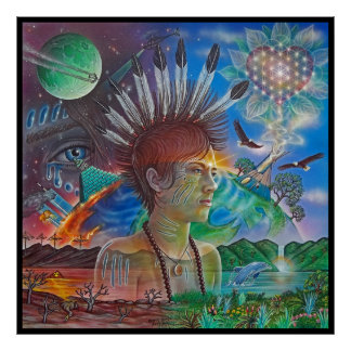 Alais Clay 'End of an Era' album cover print