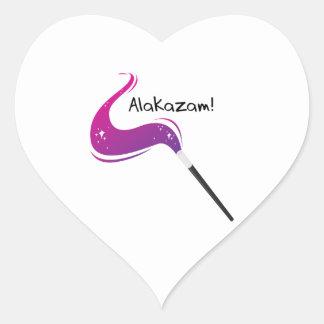 Alakazam Heart Sticker