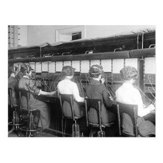 Alambres cruzados: 1914 postales