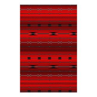 Alambres de acero rojos  papeleria de diseño