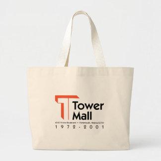 Alameda 1972-2001 de la torre bolsa tela grande