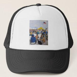 Alameda Antique Pointe Faire Trucker Hat