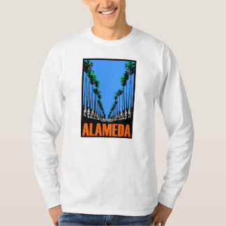 ALAMEDA, CA | Avenue of Trees T-Shirt